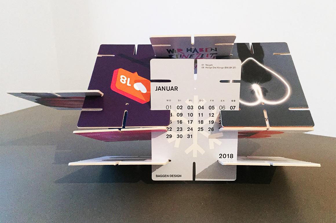 BD Jahreskalender 2018