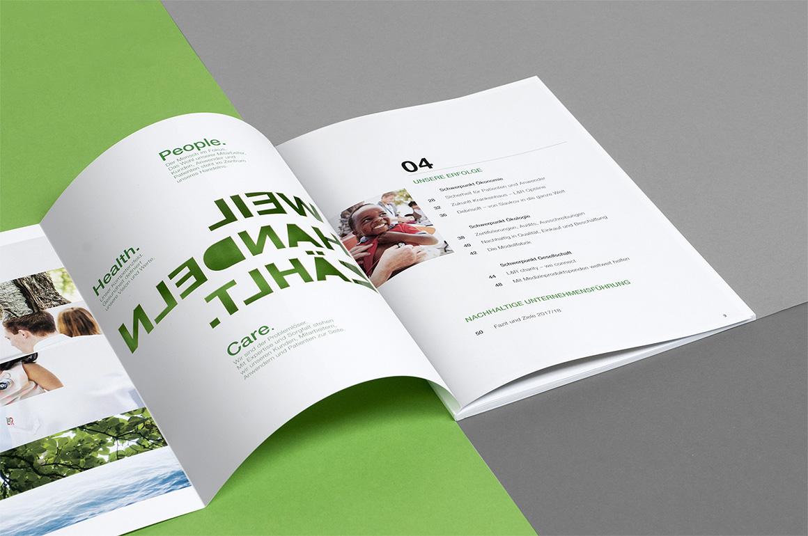 Lohmann & Rauscher – Nachhaltigkeitsreport